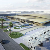 Expo 2020 Dubai plan: World's only 7-star airport terminal inaugurated