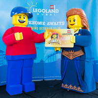 LEGOLAND® Dubai Reaches New Milestone in Journey to October 2016 Opening with Launch of Annual Pass